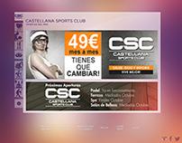 Castellana Sports Club APP