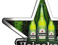 Estrela Heineken - Luminoso