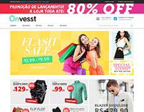 Layout + Campanha - OnVesst