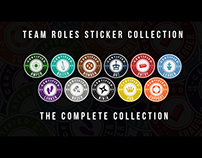 Team Roles Sticker Collection for CS:GO Steam Workshop