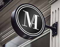 Logo branding / Marioni & Asociados