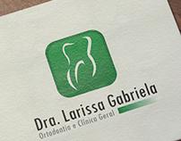 Logo Dra. Larissa Grabriela