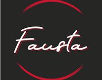 Fausta - Logo Design