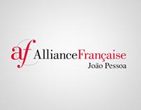 Aliança Francesa - Anúncios (Jornal)