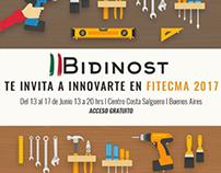 Diseño Proyecto Bidinost
