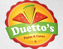 Duetto´s Cone e Pizzaria