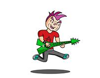Personajes Animados - Música