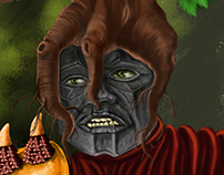 Samu Forest Warrior