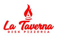 Logotipo - La Taverna Pizzeria