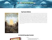 Sitio Web y Tienda Virtual bajo Wordpress