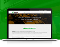Diseño de Sitio Web - Estudiored Impresores