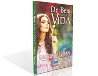 Capa/Book cover - De bem com a vida