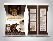 Design de Embalagem do Café Mialich