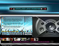 video of my design of my radio web amateur site