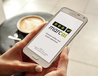 Marcaí - Projeto de Aplicativo para Android