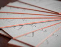 Concepto Arquitectura :: Tarjetas Personales