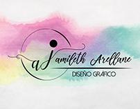 Jamileth Arellane - Logo Desing