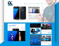 A&C Website