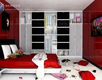 Erotic Room web page