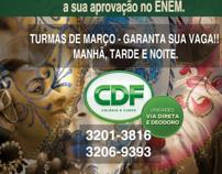 Promoção Carnalval CDF