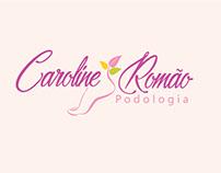 LOGO CAROLINE ROMÃO