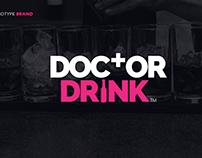 Doctor Drink - Logo Identity