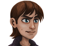 Character Design & Animation Tests