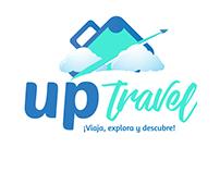 Identidad: Logo Uptravel