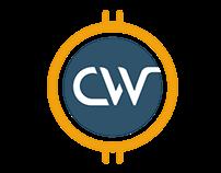 Logotipo Criptoworld