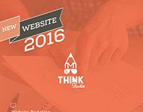 New Website Think Studio 2016