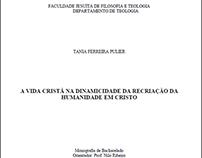 Monografia do Bacharelado de Teologia ISI-Faje