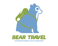 Branding / Bear Travel Agencia de Eco-Turismo