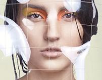 Producción de moda - Editorial 'Static Fluent'