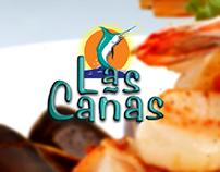 """Publicidad restaurant """"Las Cañas"""""""