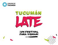 Festival Tucumán Late