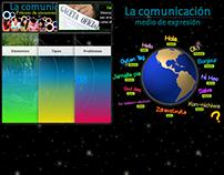Página en HTML de Contenido Educativo