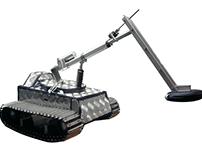 ANGUS, Robor para Desminado Humanitario