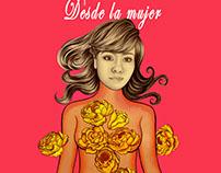 Desde la mujer. (Illustrated book)