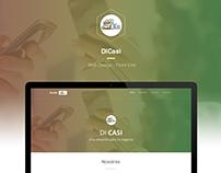 Web Design - DiCasi