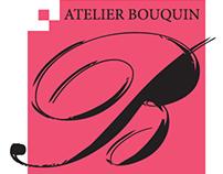Identidade Visual Atelier Bouquin