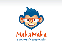 """Logo para loja """"MakaMaka"""""""