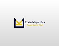 Identidade Visual - Kevin Magalhães - Engenharia Civil