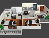 InfoarquitecturaDe Interior 3D /3D Interior Architere