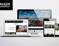 Logotipo y página web
