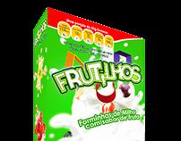 Frutilhos - Cereal Matinal