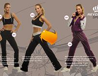 Catálogo de mallas y ropa deportiva