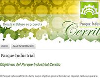 Parque Industrial Cerrito (año 2015)
