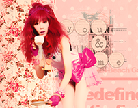 Tiffany (SNSD) Pink Tea