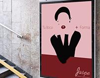 JASPE. Cosméticos, advertising
