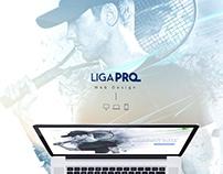 Web APP - LIGAPRO